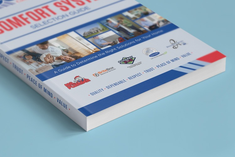 Catalog Printing for Home Services